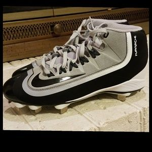 NIKE HUARACHE Metal Cleats NEW 6.5
